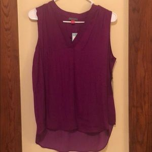 Vince Camuto Sleeveless Shirt